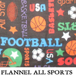 Flannel All Sports