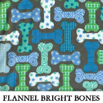 Flannel Bright Bones
