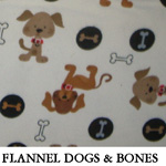 Flannel Dogs & Bones