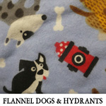 FlannelDogs & Hydrants
