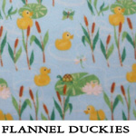 Flannel Duckies
