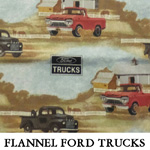 Flannel Ford Trucks