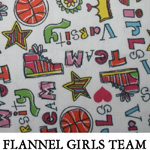 Flannel Girls Team