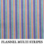 Flannel Multi Stripes