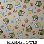 Flannel Owls