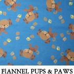 Flannel Pupsters & Paws