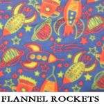 Flannel Rockets