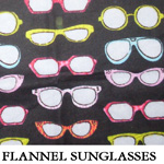 Flannel Sunglasses