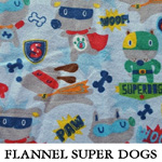 Flannel Super Dogs