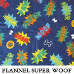 Flannel Super Woof