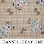 Flannel Treat Time