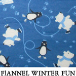 Flannel Winter Fun