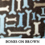 Bones on Brown