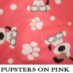 Pupsters on Pink