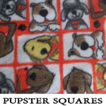 Pupster Squares