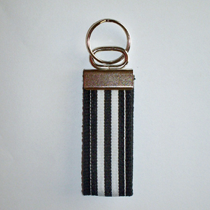 Black Stripe Black Trim