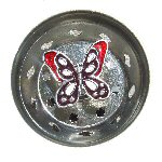 Butterfly Sink Strainer