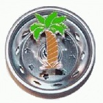 Palm Tree Sink Strainer