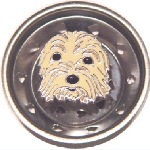 Rascal the Dog Sink Strainer