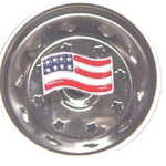 USA Flag Strainer