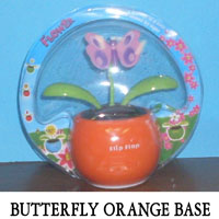 Butterfly Orange Base