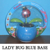 Lady Bug Blue Base