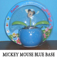 Mickey Mouse Blue Base