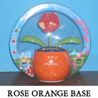 Rose Orange Base