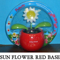 Sunflower Red Base